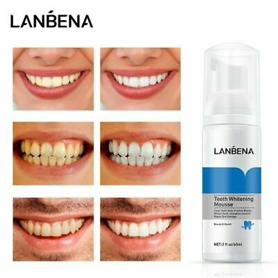 £3.99 • Buy 10ml Teeth Whitening Essence Serum Oral Cleaning Remove Stain Plaque Dental UK
