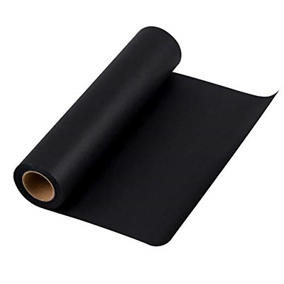 £19.41 • Buy RUSPEPA Black Kraft Paper Roll - 30.5 Cm X 30 M - Recyclable Paper Perfect For &
