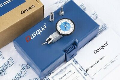 £42.50 • Buy Dasqua Finger Dial Test Indicator 0-0.8MM Jeweled Bearing 40mm Face 5221-1140