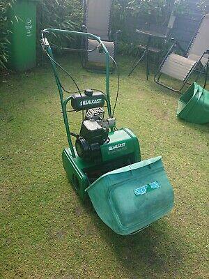 £160 • Buy Qualcast Classic 35s Cylinder Roller Mower