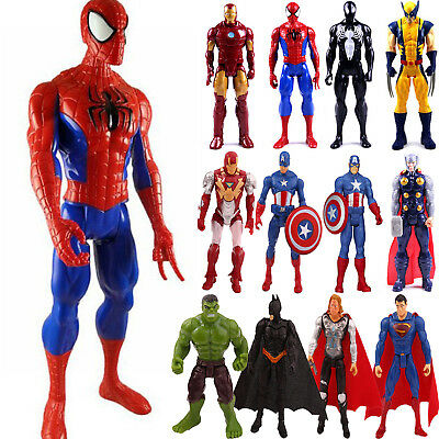 £6.79 • Buy Marvel Avengers Super Hero Action Figure Toy Doll Spiderman Thor Hulk Collection