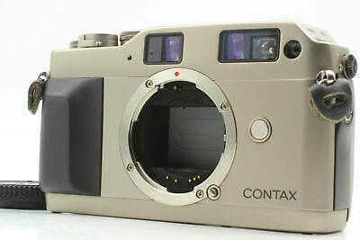 $ CDN327.29 • Buy [Exc5] Contax G1 Rangefinder 35mm Film Camera From JAPAN#A027