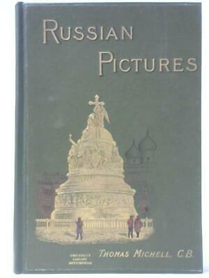 £19.30 • Buy Russian Pictures Drawn With Pen And Pencil (Thomas Michell - 1889) (ID:87532)