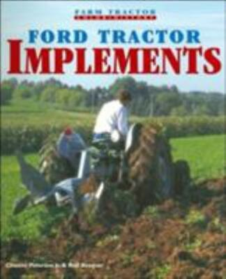 AU38.92 • Buy Ford Tractor Implements By Peterson, Chester, Jr.; Rod Beemer