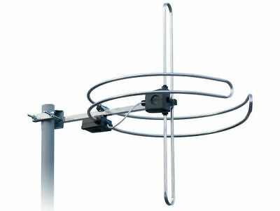 £14.99 • Buy  FM DAB Radio Outdoor Loft Omni Directional Aerial Antenna F Connector Combined