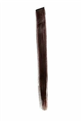 $2.37 • Buy 1 Clip Strand Smooth Dark Brown Mahogany YZF-P1S18-2T33 17 11/16in Hair