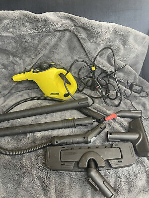 £45 • Buy Karcher Sc1 Steam Cleaner/mop With Various Attachments