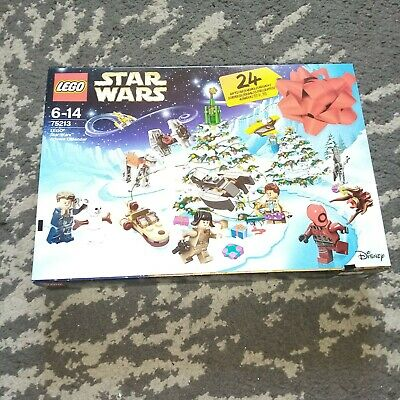£5.40 • Buy Lego Star Wars, 2018 Advent Calendar, All Pieces Included