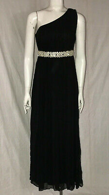 £28.75 • Buy Juno Black Cocktail Evening Pagent Dress Size Small