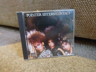 £1.50 • Buy Pointer Sisters - Contact (original 1985 1st Issue Cd) Pd85487