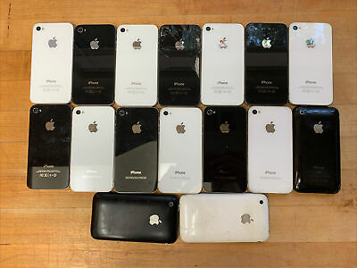 $ CDN45.32 • Buy Lot Of 16 Apple IPhone 3G/3GS/4/4s Poor Condition SOME WORK   FOR PARTS AS IS