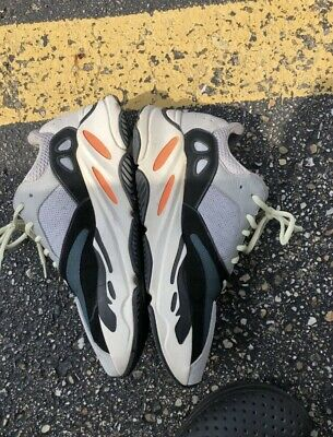 $ CDN396.54 • Buy Adidas Yeezy Boost 700 V1 Wave Runner 2017 Without Box Size 11
