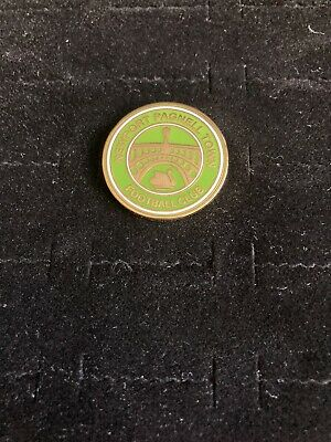 £2 • Buy Newport Pagnell  Town    Fc     -  Non League  Enamel  Football Badge  Vgc