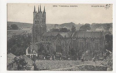 £2.75 • Buy Tydeswell Church Millers Dale Vintage Postcard 283a