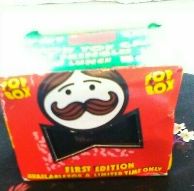 £5 • Buy Vintage First Edition Pringles Pop Box In Box
