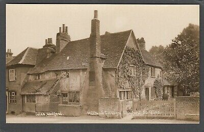 £6.99 • Buy Postcard Chalfont St Giles Nr Amersham View Of Milton's Cottage Early RP Coles