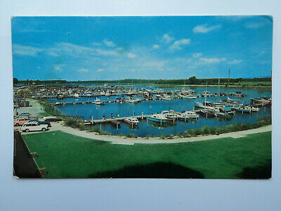 AU1.87 • Buy Norman Old Colour PC Chichester Yacht Basin, Birdham. Sussex. Posted 1978. Boats
