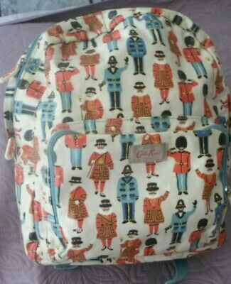 £4 • Buy Cath Kidston Large  Backpack - London Guards / Beefeaters /policemen
