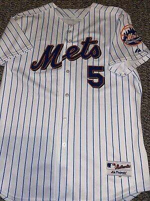 $124.95 • Buy New York Mets David Wright Majestic Authentic Pinstripe Jersey Size 48 XL