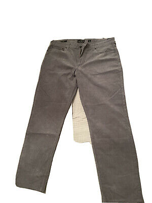$38 • Buy NWT Mens Lucky Brand Corduroy Pants 121 Size 38x30 New W/ Tag On