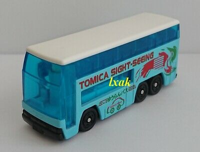 $ CDN50.29 • Buy Tomica #001-3 Hino Grandview Double Decker Bus 1/154 Sight-seeing Town Loose