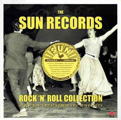 £12.85 • Buy Various – The Sun Records Rock 'N' Roll Collection [12'' VINYL LP] NEW & SEALED