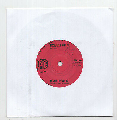 £0.99 • Buy (J157) The Honeycombs, Have I The Right - 1964 - 7  Vinyl