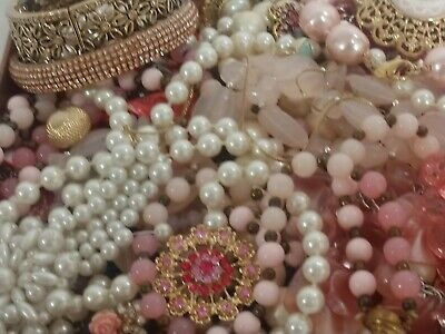 $ CDN83.08 • Buy Vintage To Now Jewelry Lot Unsearched Untested No Junk Estate 1-2lbs Full #241