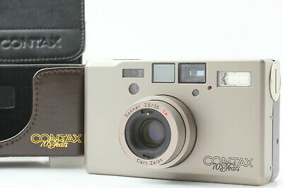 $ CDN2692.84 • Buy [Near Mint Case] CONTAX T3 70th Limited Edition Double Teeth Camera From Japan
