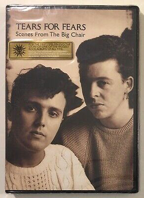 £43.61 • Buy Tears For Fears - Scenes From The Big Chair (DVD, 2006) Factory Sealed Punchout