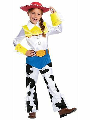 £40.83 • Buy Jessie Cowgirl Deluxe Toy Story 4 Disney Movie Toddler Girls Costume 3T-4T