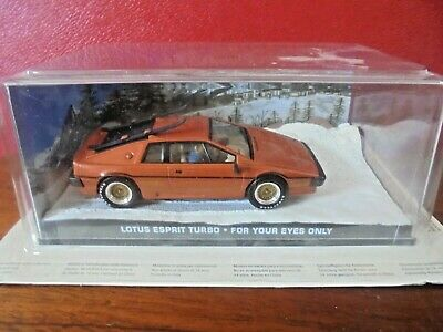 $ CDN8.66 • Buy James Bond Collection Issue 8 - Lotus Esprit Turbo - For Your Eyes Only