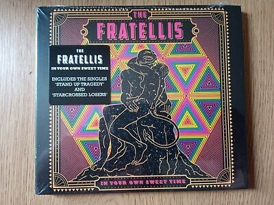 £4.99 • Buy The Fratellis In Your Own Sweet Time Original Cd Brand New