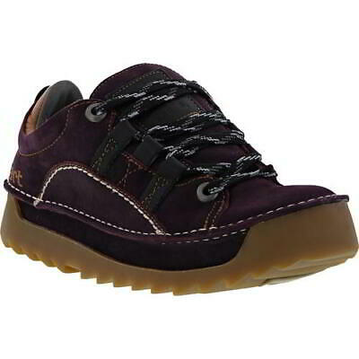 £109.99 • Buy Art Skyline 590 Purple Womens Ladies Chunky Lace Up Trainers Shoes Size 4-8