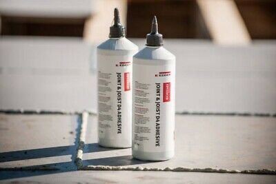 £25 • Buy X3 EGGER Joint And Joist Adhesive D4 Glue 1kg