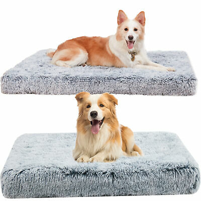 £92.91 • Buy XXXL XXL XL Orthopedic Mattress For Dogs Cage Crate Mat Pet Dog Cat Bed Washable