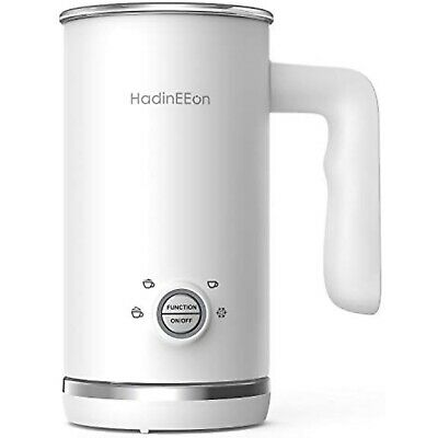 $0.95 • Buy HadinEEon Milk Frother, 4 In 1 Electric Milk Frother And Steamer