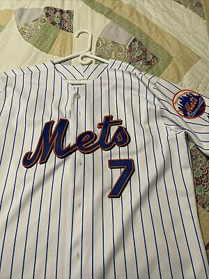 $50 • Buy *****New No Tags! AUTHENTIC NEW YORK METS HOME JOSE REYES JERSEY SIze 48