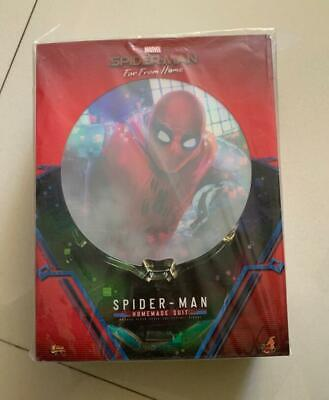 $ CDN304.64 • Buy Hot Toys MMS 552 Spider-Man Far From Home (Homemade Suit Version) Peter Parker