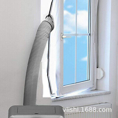 AU27.99 • Buy Window Seal Air Kit Portable Mobile Conditioner Universal Cloth Room Vent Home
