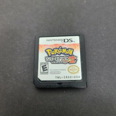 $119.95 • Buy Pokemon: White Version 2 (Nintendo DS 2012) Authentic Cartridge Cart Only Tested