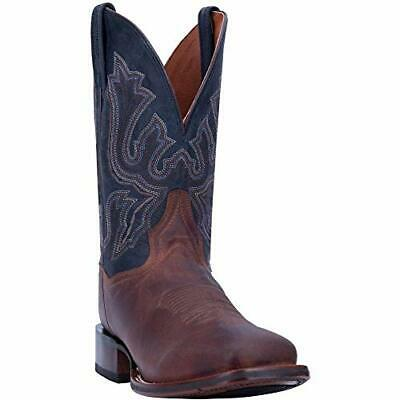 $139.99 • Buy Mens Winslow Square Toe Western Cowboy Dress Boots Mid Calf - Brown