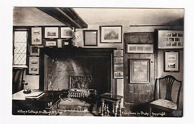 £2.99 • Buy Postcard, Miltons Cottage, Chalfont, St Giles. Fireplace In Study