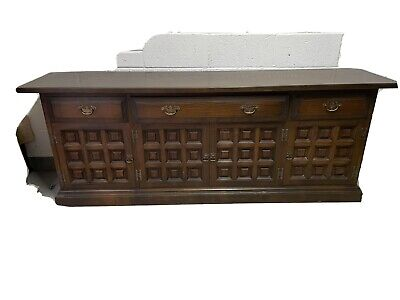 £220 • Buy Youngers Toledo Sideboard With Custome Made Dresser Top Solid Oak