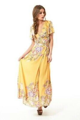 AU91 • Buy 🌼 Spell & The Gypsy Collective 🌼 XL Blue Skies Wrap Dress