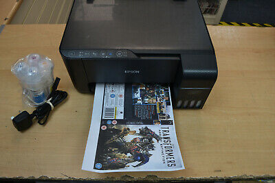 £65 • Buy EPSON ET-2710 ECOTANK WiFi ALL IN ONE PRINTER. EXCELLENT CLEAN CONDITION.
