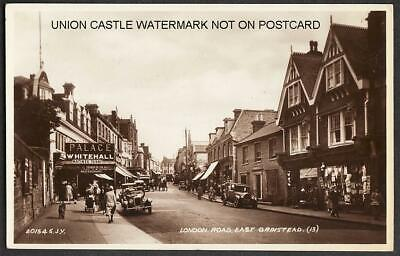 £5.99 • Buy Real Photo Postcard Palace Theatre London Road East Grinstead Sussex Used 1935