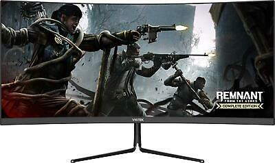 AU441.42 • Buy 29  Gaming Monitor Ultrawide Curved 120Hz 21:9 FreeSync And G-SYNC Compatible