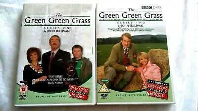 £4.99 • Buy Series 1 & 2. The Green Grass Of Home. DVDs (BBC) By Only Fools & Horses Writer