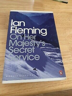 £1.49 • Buy On Her Majesty's Secret Service, Ian Fleming, Good Condition Book, ISBN